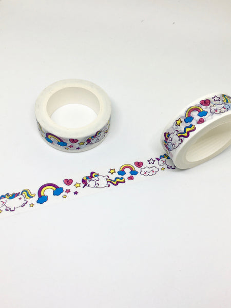 Magical Unicorn Washi Tape