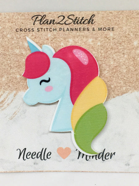 Cool Unicorn Needleminder