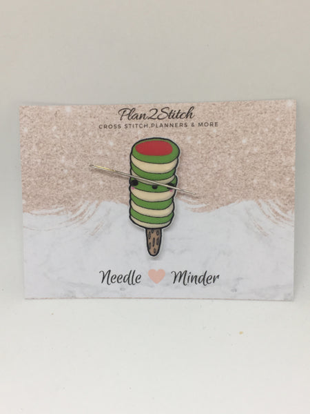 Cute Twister Ice Lolly Needleminder