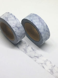 Grey Marble Washi Tape