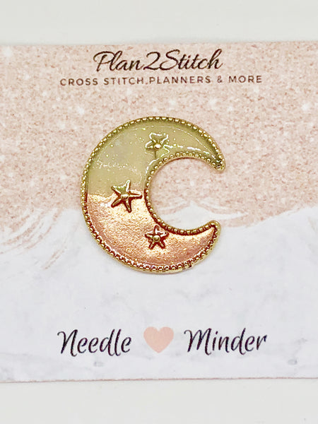 Mystical Moon Alloy Needleminder