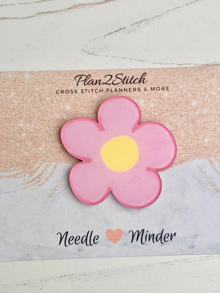 Flower Power Needle Minder