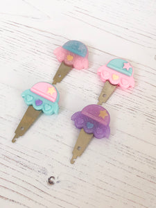 Pastel UFO Needle Threader Collection