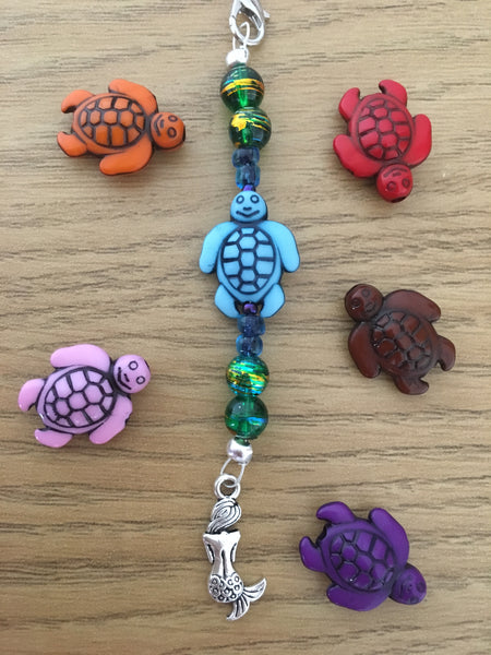 Under the Sea Scissor Fob