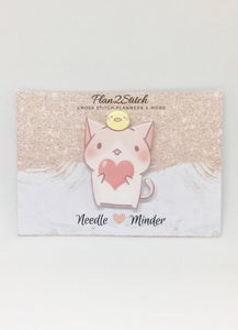 Kawaii Cat Needleminder