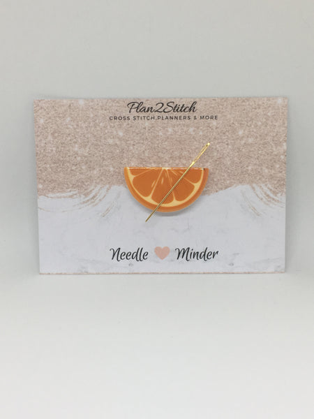 Juicy Orange Needleminder
