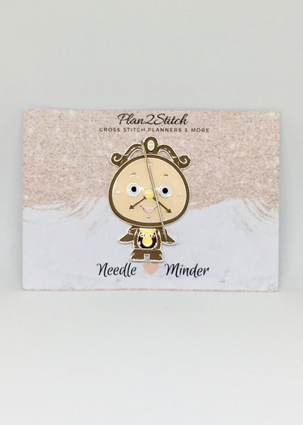 Cogsworth Alloy Needleminder