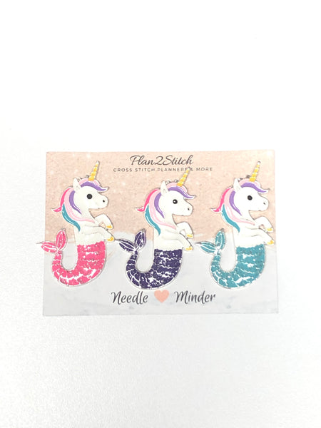 Mermicorn Needle Minders