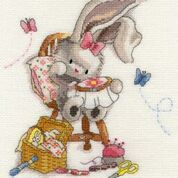Sewn With Love Bebunni Bothy Threads Kit