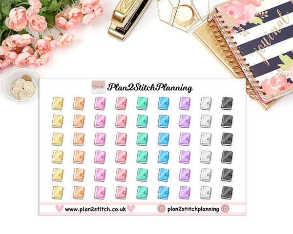 Cute Planners Planner Stickers
