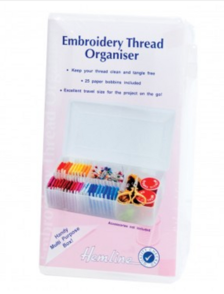 Small Embroidery Thread Organiser