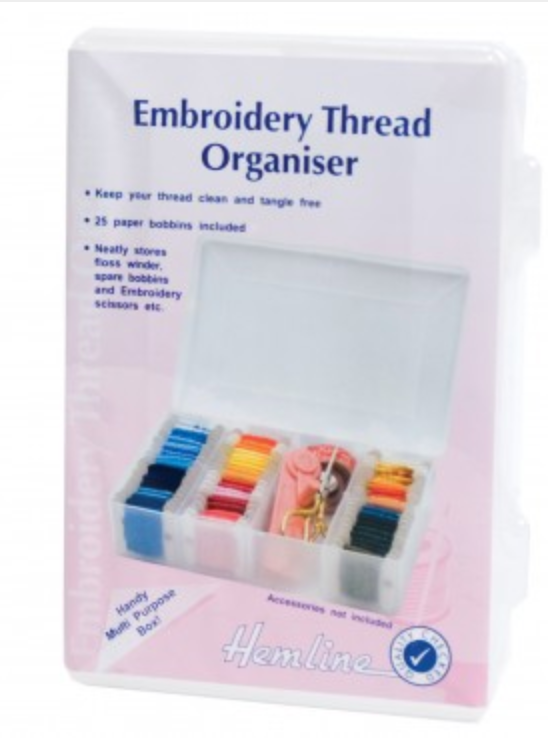 Medium Embroidery Thread Organiser
