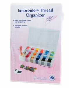 Large Embroidery Thread Organiser