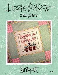 Daughters Snippet Lizzie Kate Chart