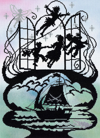 Peter Pan Fairy Tale Bothy Threads Kit