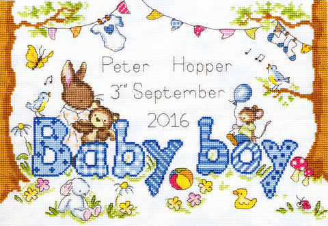 Bunny Love- Boy Bothy Threads Kit