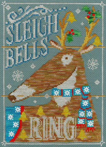 Sleigh Bells Bothy Threads Kit