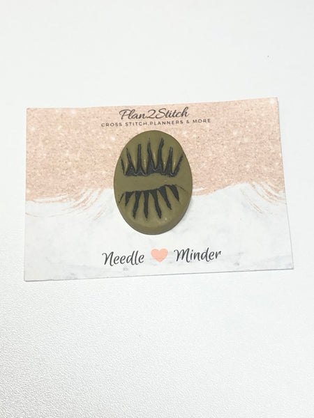 Monster Mouth Antique Needle Minder