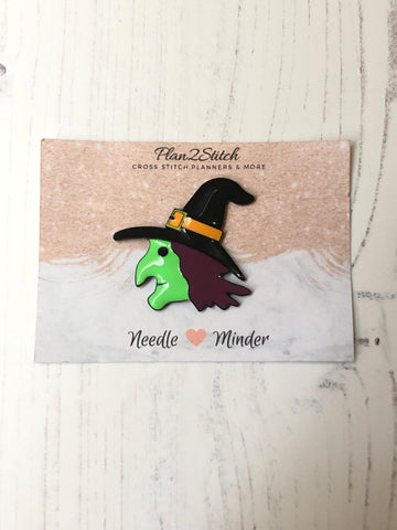 Wicked Witch Alloy Needleminder