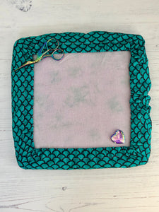 Emerald Mermaid Q-Snap Frame Cover, Grime Guard