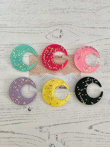 Curvy Moons (Large) Needle Minder