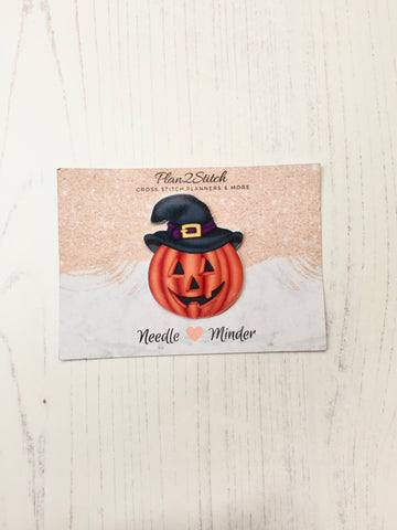 Patch the Pumpkin Needle Minder