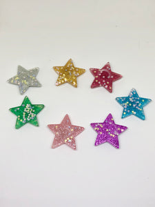 Sequin Glitter Star Needleminders