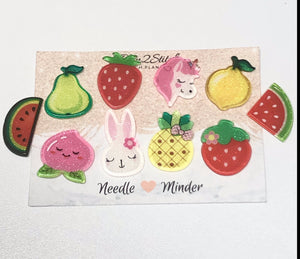 Small Mix & Match Glittery Needle Minder Collection