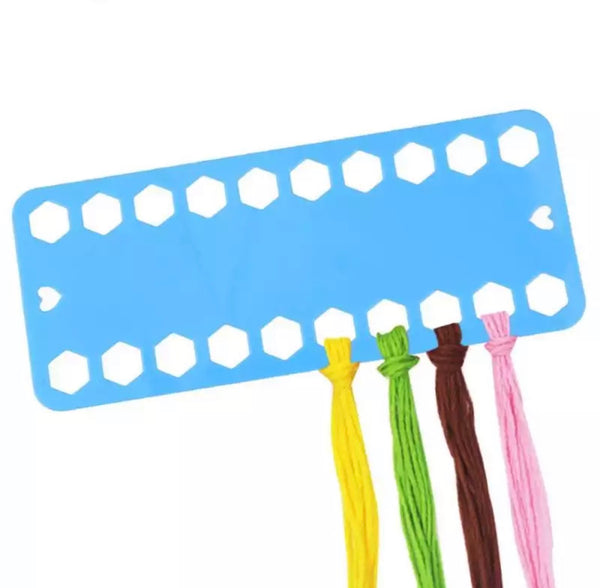 Plastic Thread Organisers