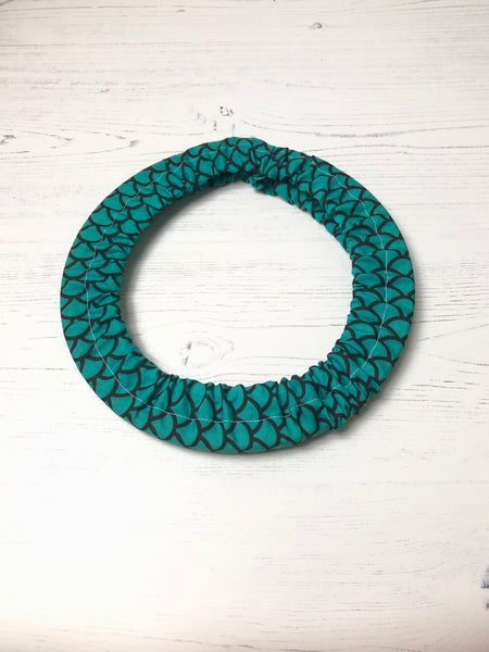 Emerald Mermaid Hoop Frame Cover, Grime Guard