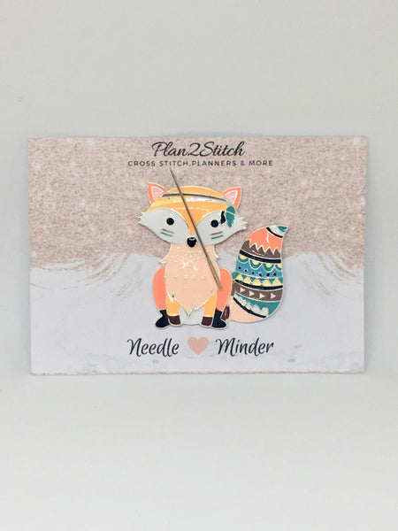 Freddy the Fox Needleminder