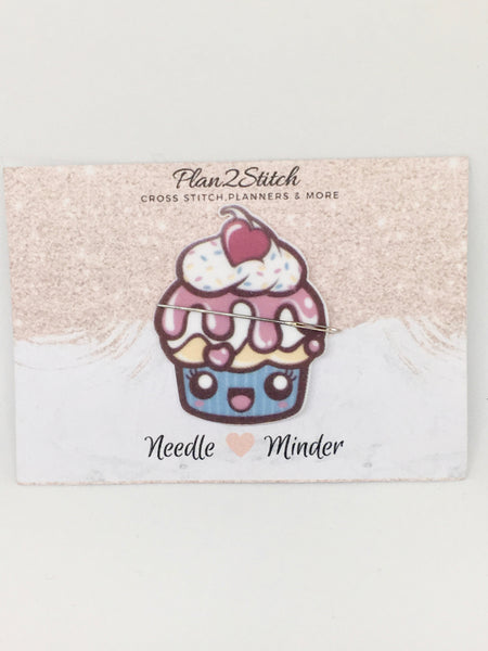 Kawaii Cupcake Needleminder