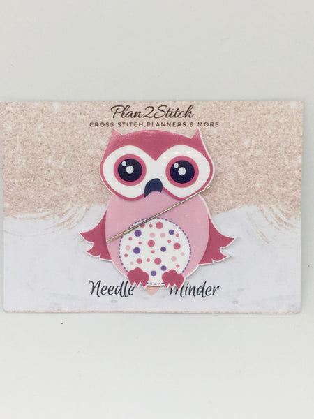Large Pink Owl Needleminder