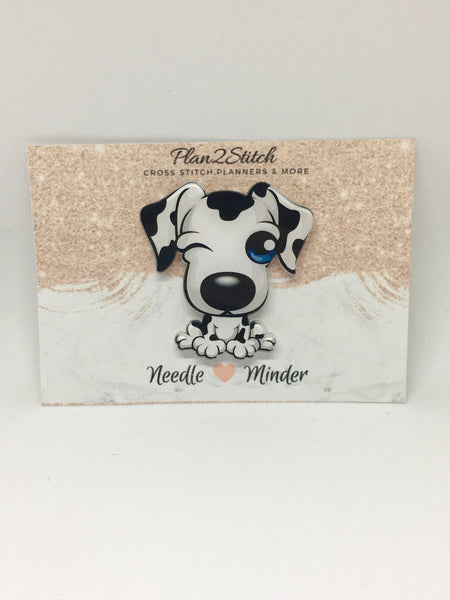 Dotty the Dog Needleminder