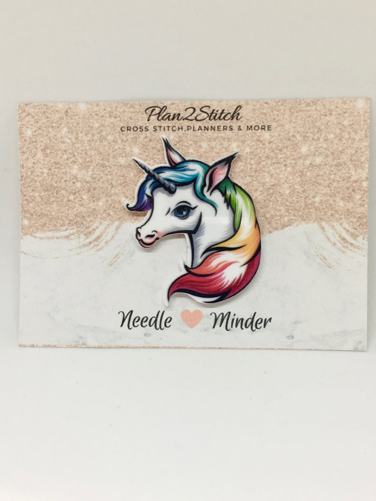 Magical Unicorn Needleminder
