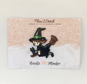 Witch Alloy Needleminder