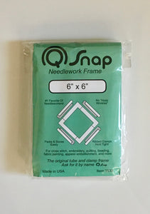"6"" x 6"" Q-Snap Embroidery Frame"