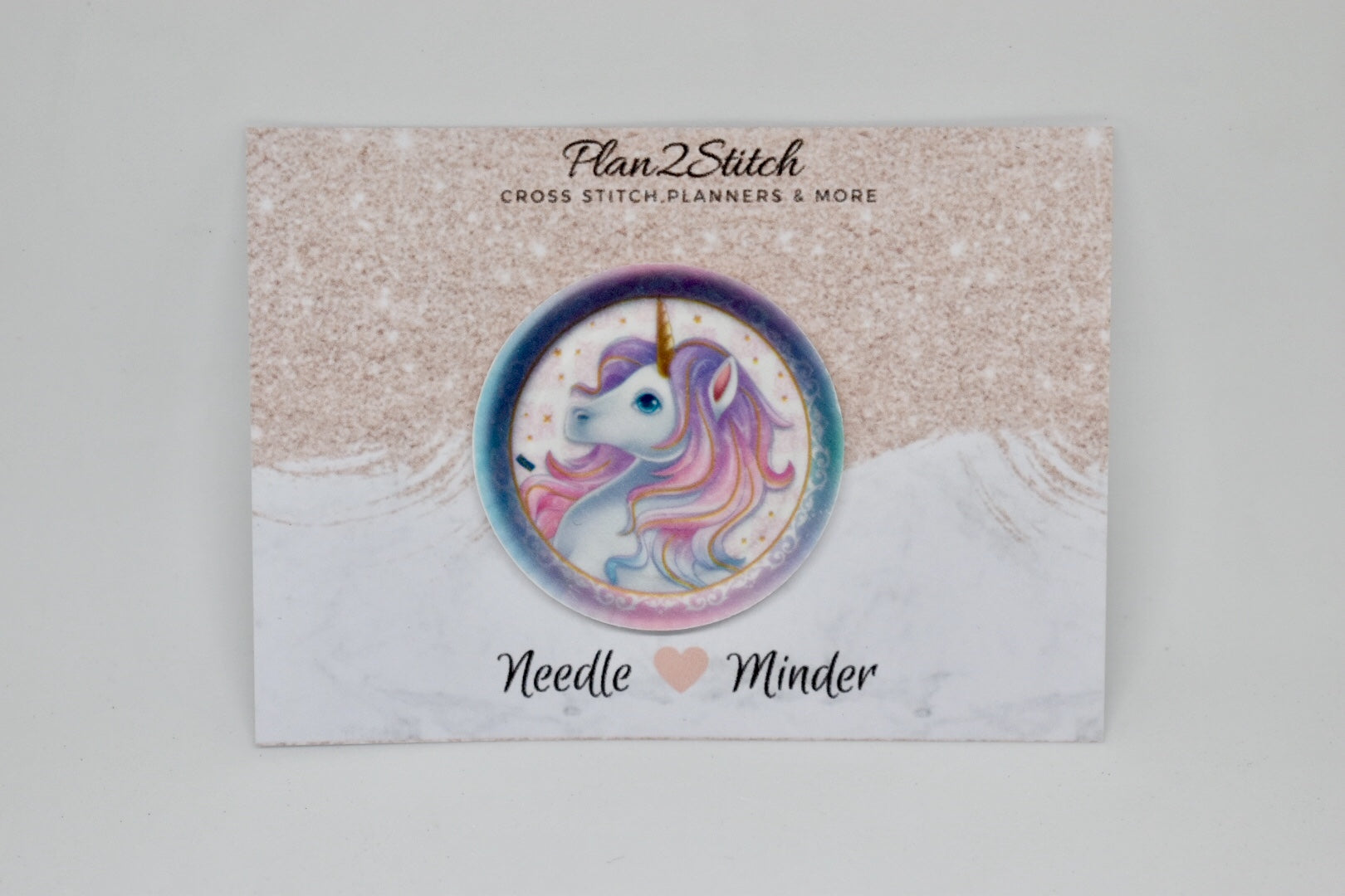 Mystical Unicorn Needleminder