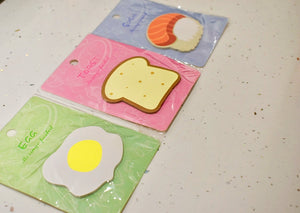 Yummy Food Sticky Notes