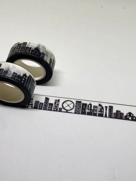 Skyline Washi Tape