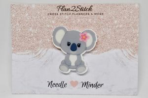 Kimmy the Koala Bear Needleminder