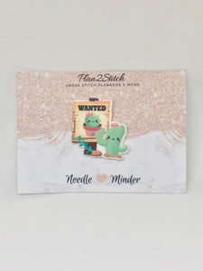 Cactus Wanted Needleminder