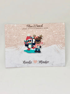 Winter Friends Needleminder