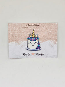 Unicorn Cake Needleminder