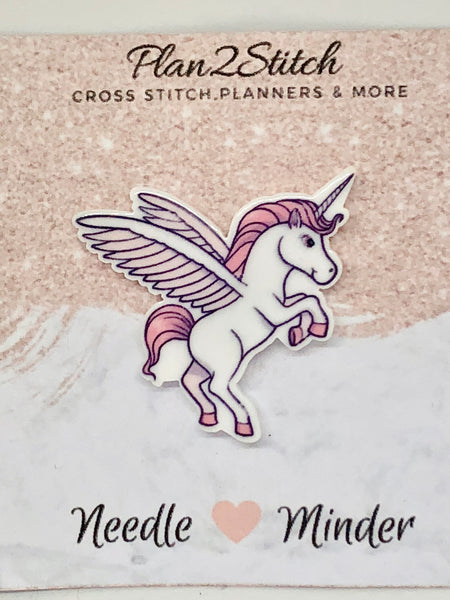 Flying Unicorn Needleminder