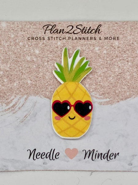 Cool as a Pineapple Needleminder