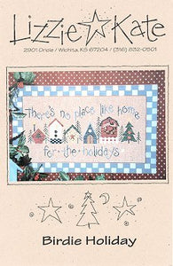 Birdie Holiday Lizzie Kate Chart