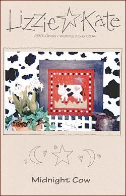 Midnight Cow Lizzie Kate Chart