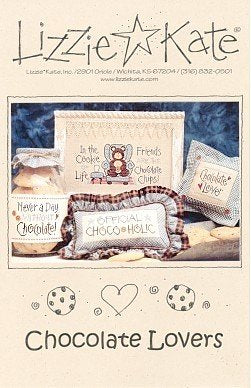 Chocolate Lovers Lizzie Kate Chart