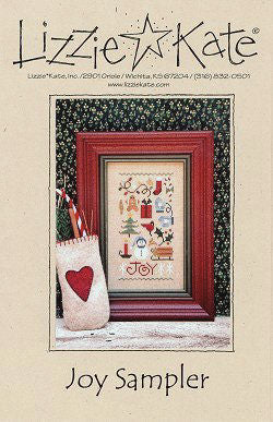 Joy Sampler Lizzie Kate Chart